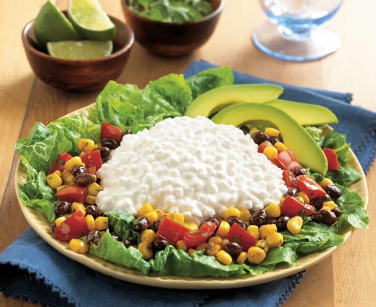 Avocado and Black Bean Salsa Salad slider image 1