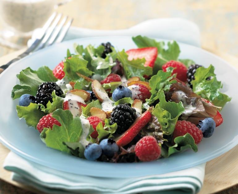 Thumbnail image for Ensalada Verde con Berries