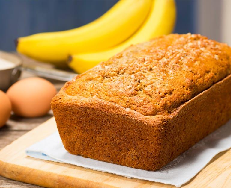 Banana Bread, banana bread recipe slider image 1