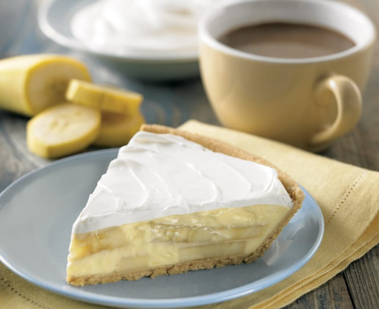 View recommended Banana Cream Pie recipe