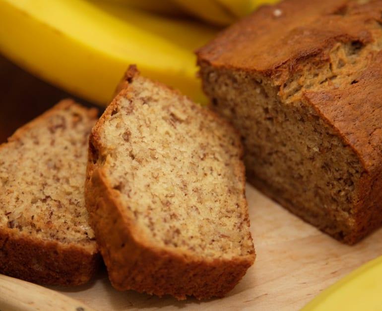 Thumbnail image for Pan de Crema de Plátano y Castañas