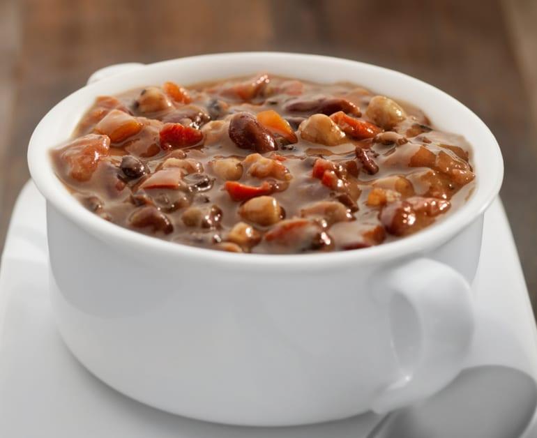 Chili Vegetariano de Frijoles Negros slider image 1