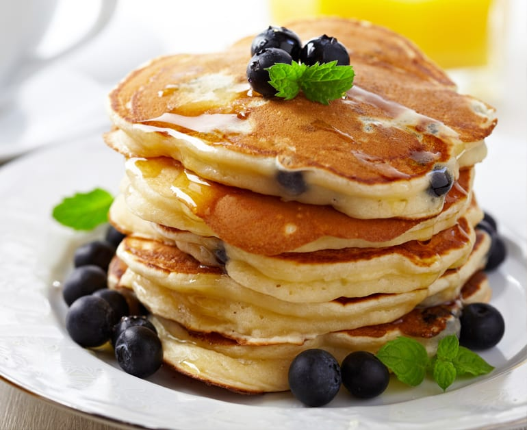 Blueberry Pancakes slider image 1