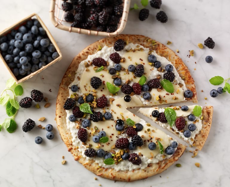 Thumbnail image for Berry-Berry Dessert Pizza