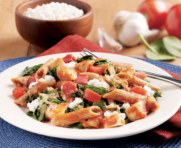 View recommended Chicken Florentine recipe