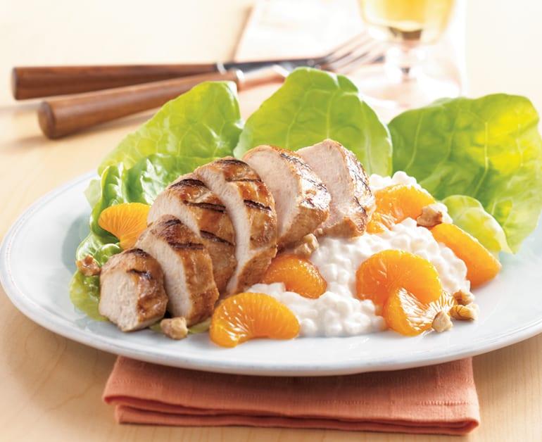 Chicken Mandarin Salad slider image 1