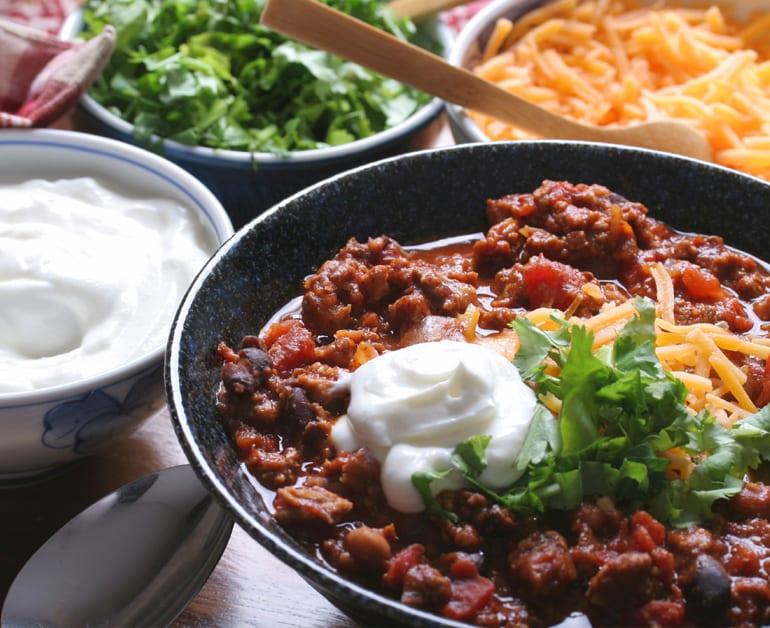 Chile con Carne slider image 1