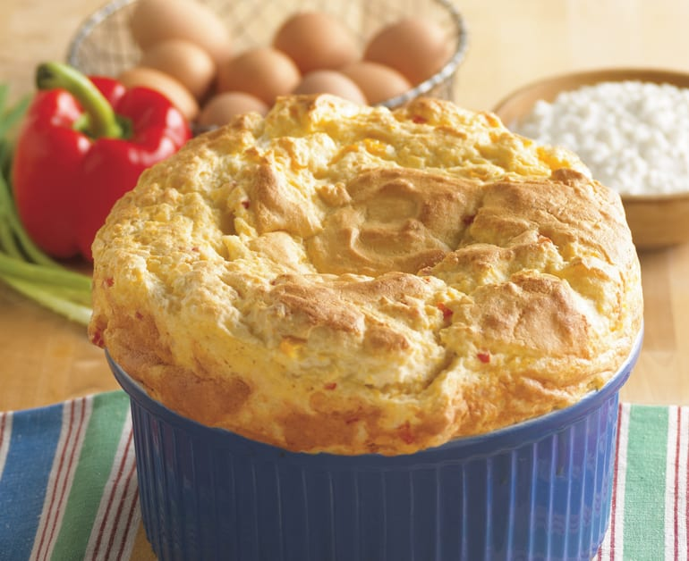 View recommended Corn Soufflé recipe