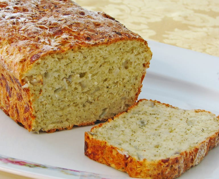 Cottage Cheese Dill Bread slider image 1