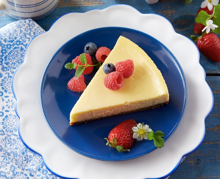 View recommended Daisy Cheesecake recipe