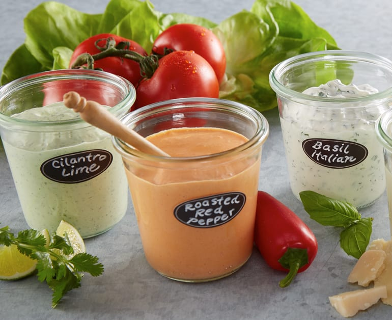 Click to open Cilantro Lime Dressing recipe