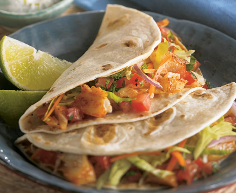 Fish Tacos slider image 1