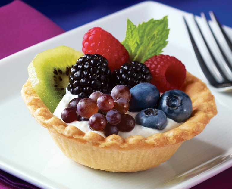 Fresh Fruit Tartlets slider image 1