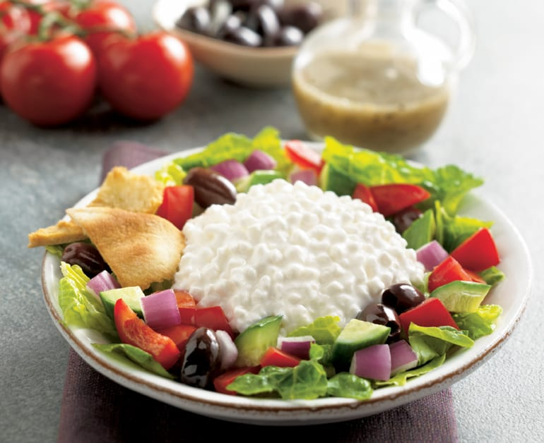 Greek Salad slider image