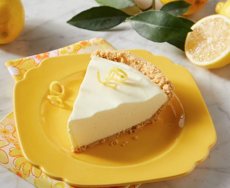 Lemon Icebox Pie slider image