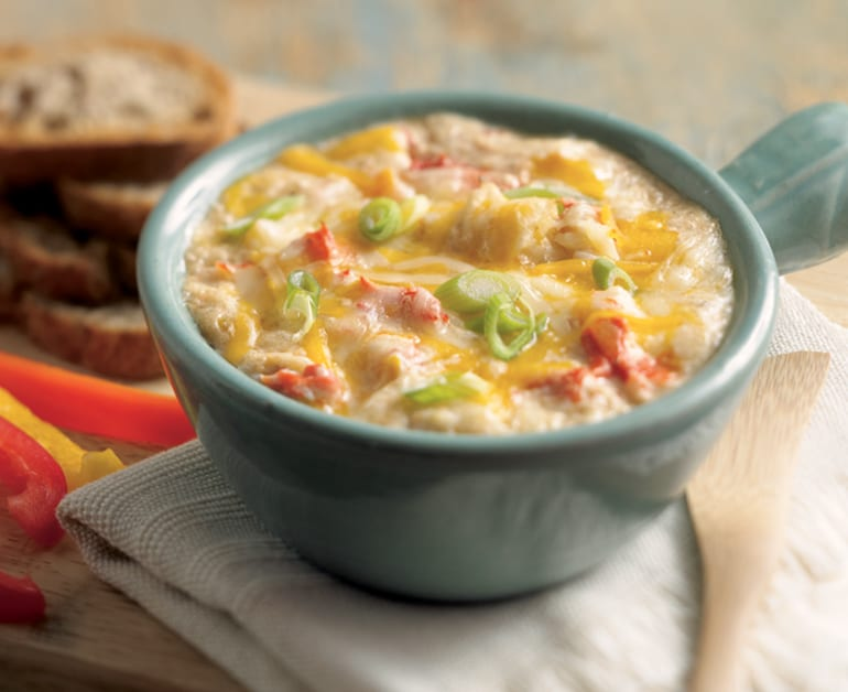 Light Crab Dip slider image 1