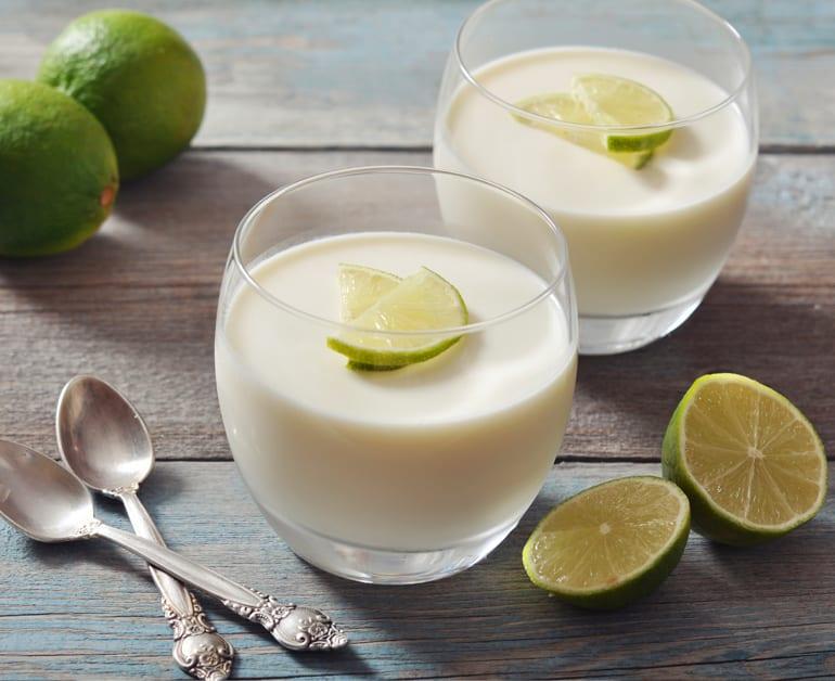 Light Key Lime Dessert slider image 1