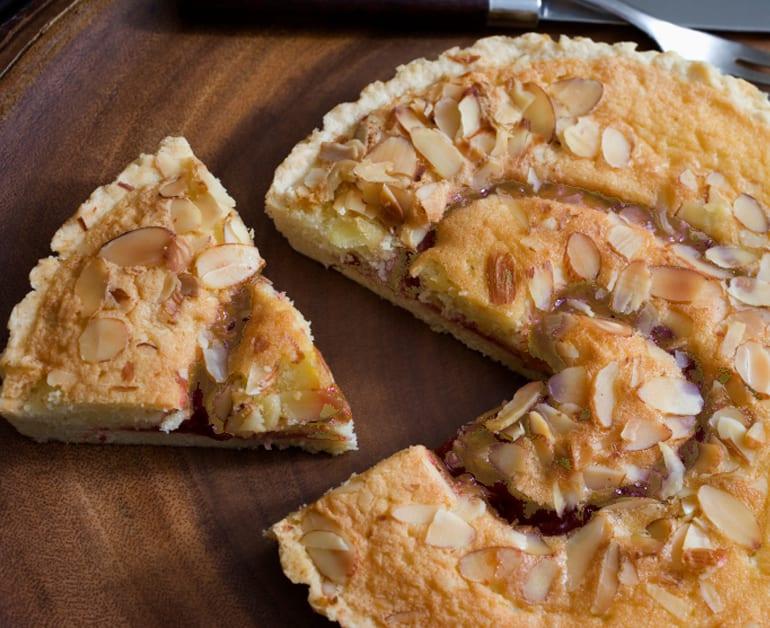 Nectarine Crumb Coffee Cake slider image 1