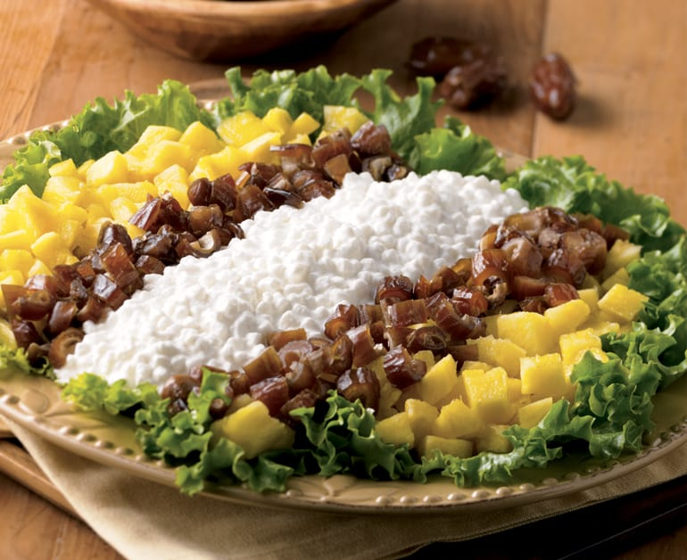Thumbnail image for Pineapple Date Salad