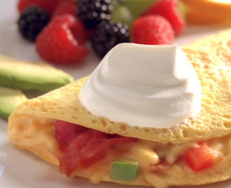 Southwestern Omelette slider image 1