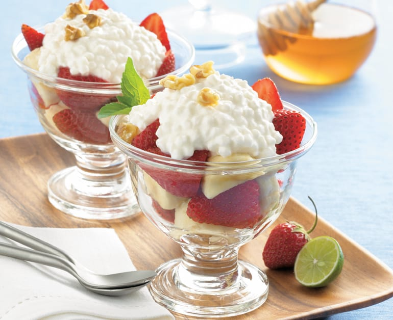 View recommended Strawberry Banana Parfait recipe