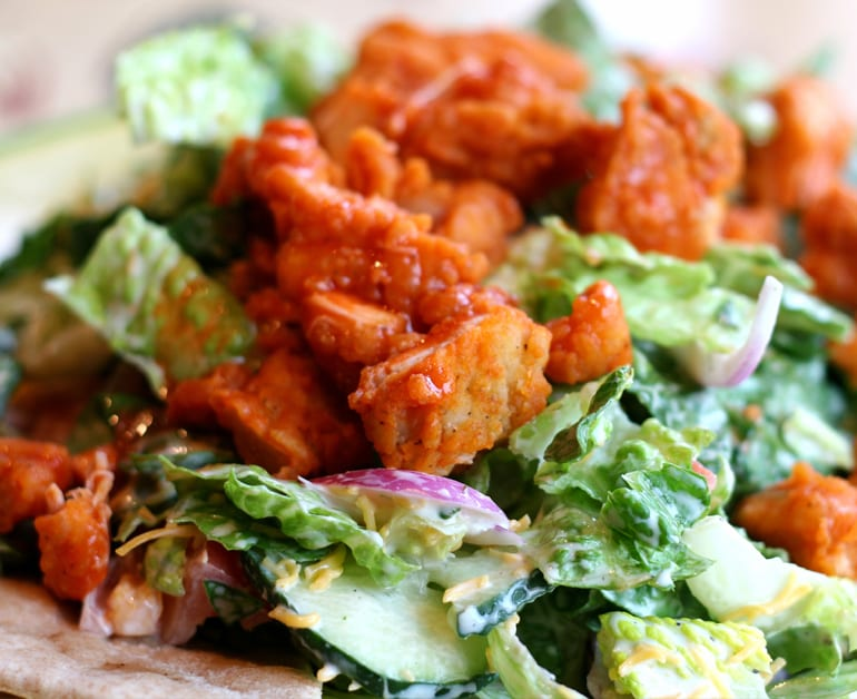 Taco Chicken Salad slider image 1