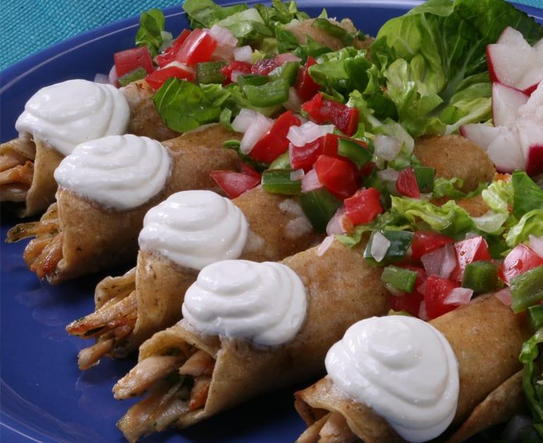 Tacos Dorados slider image 1