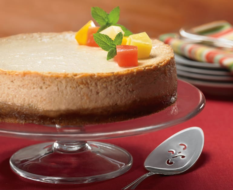 View recommended Tropical Cottage Cheese Cake recipe