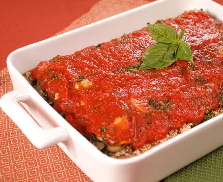 Turkey and Cheese Lasagna slider image 1