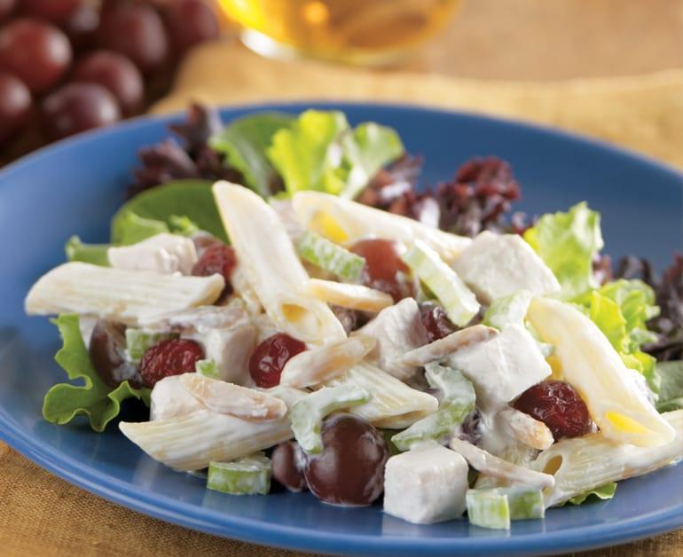 Turkey Cranberry Pasta Salad slider image 1