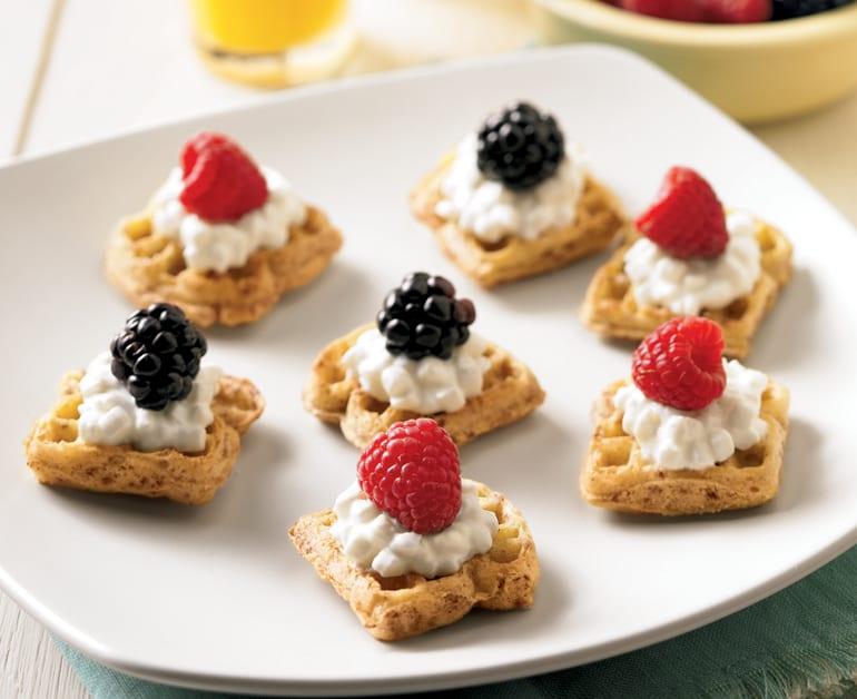 Waffle Fruit Snacks slider image 1
