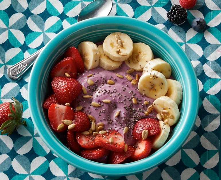 Click to open Smoothie Breakfast Bowl recipe
