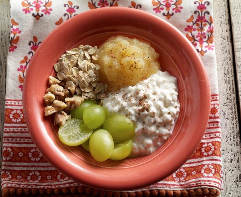 View recommended Apple Walnut Breakfast Bowl recipe