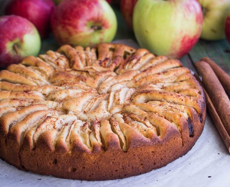 Apple Upside Down Cake slider image 1