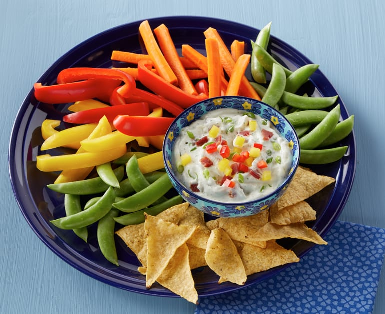 Thumbnail image for Protein Packed Bacon Ranch Dip