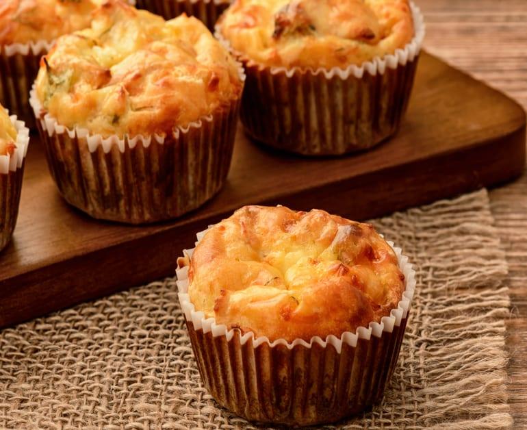 Bacon Sage Muffins slider image 1