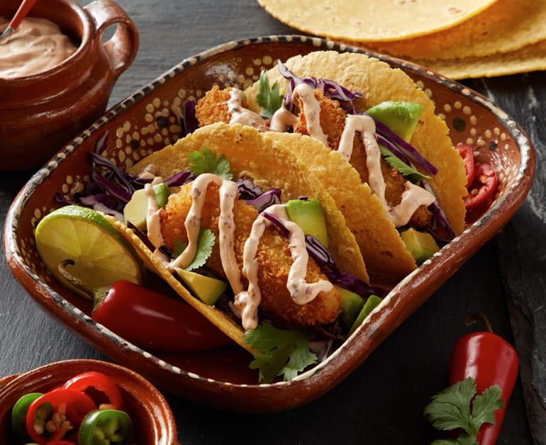 Baja Fish Tacos slider image 1
