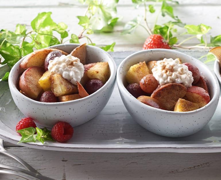 Spiced Baked Fruit slider image 1
