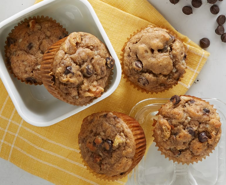 View recommended Cranberry Orange Muffins recipe