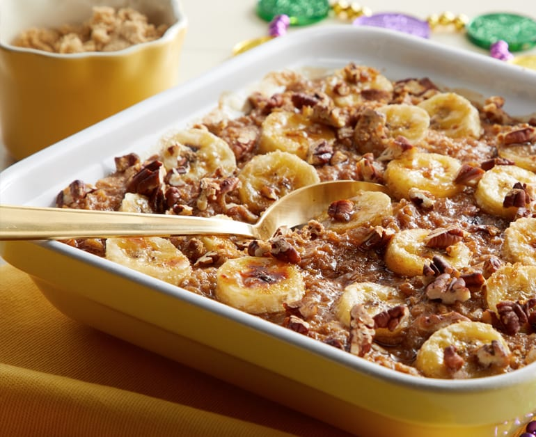 View recommended Bananas Foster Oatmeal recipe
