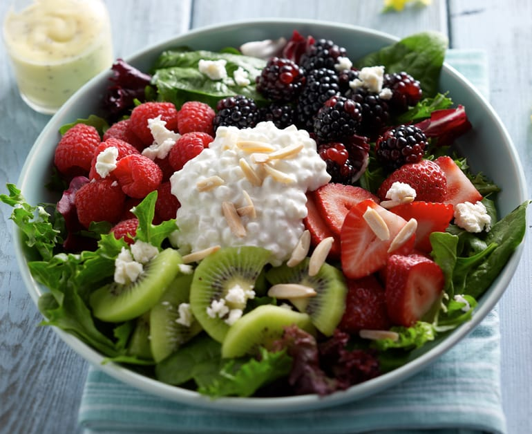 View recommended Berry Salad recipe