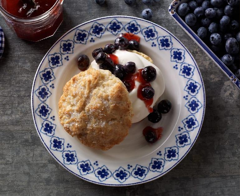 Blueberry Shortcakes slider image 1