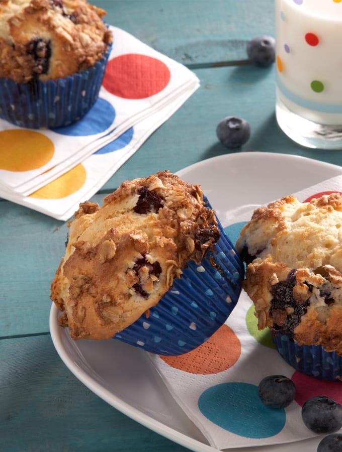 Blueberry Muffins slider image 2