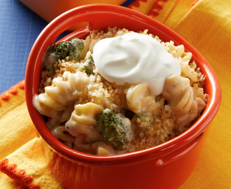 Thumbnail image for Easy Fancy Mac and Cheese