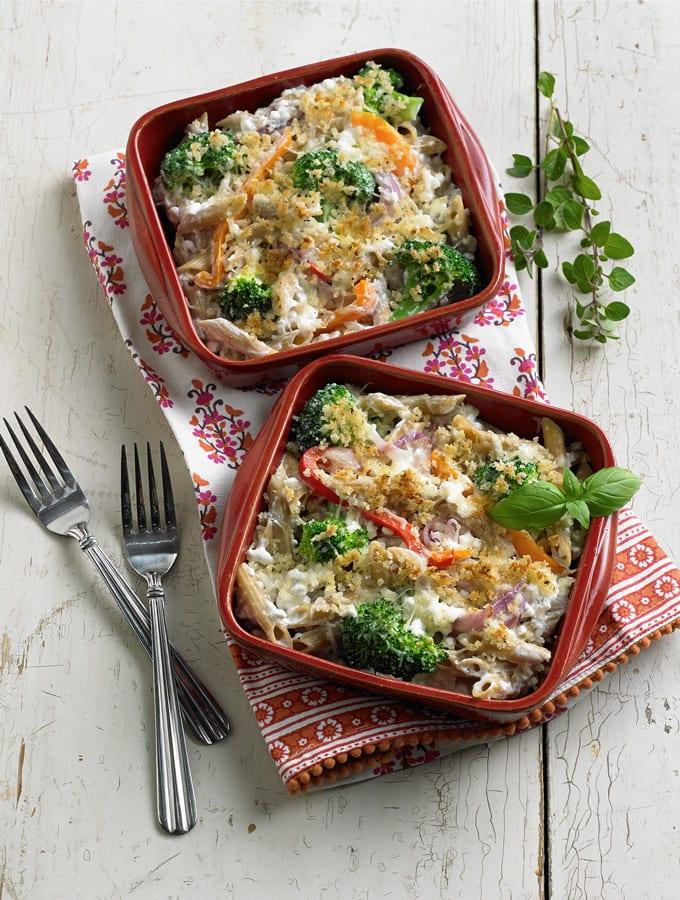 Broccoli & Cheese Pasta slider image 2