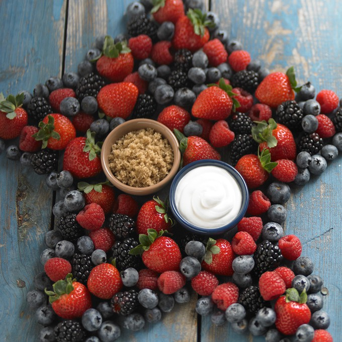 Brown Sugar Berry Dip Recipe With Sour Cream Daisy Brand In the first video, we are introduced to alan, the monster that her father created in a lab before he disappeared. brown sugar berry dip recipe with sour