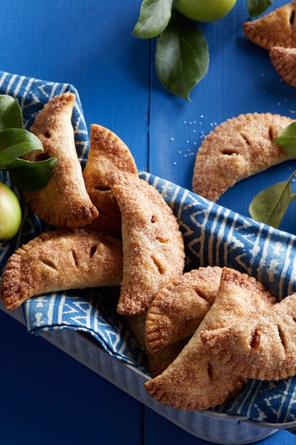 Caramel apple emapanadas