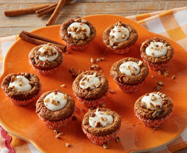 View recommended Carrot Cake Cookie Cups recipe