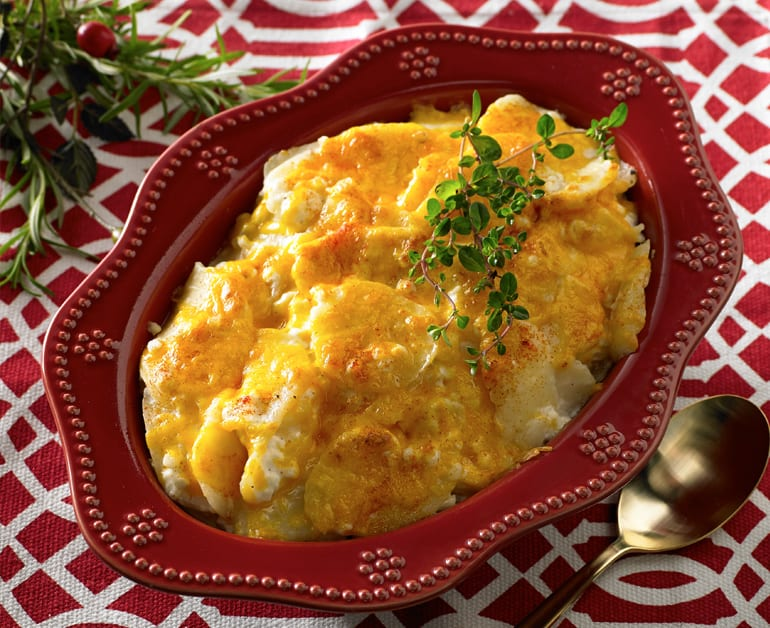 Cheesy Potatoes slider image