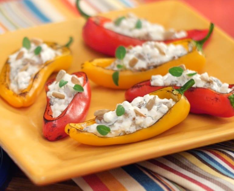 Cheesy Roast Pepper slider image 1